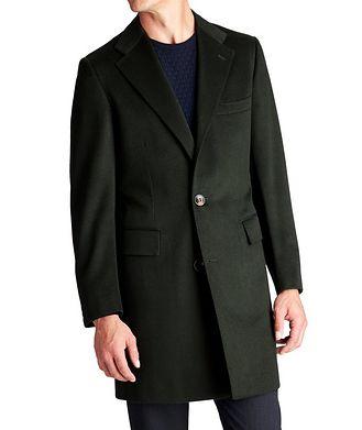 Kiton Cashmere Overcoat