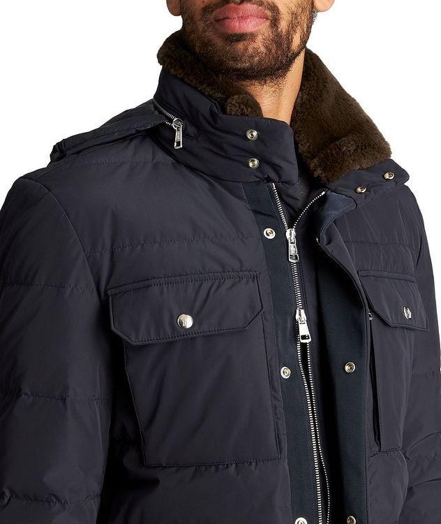 Jeanmarc Down-Filled Jacket picture 4