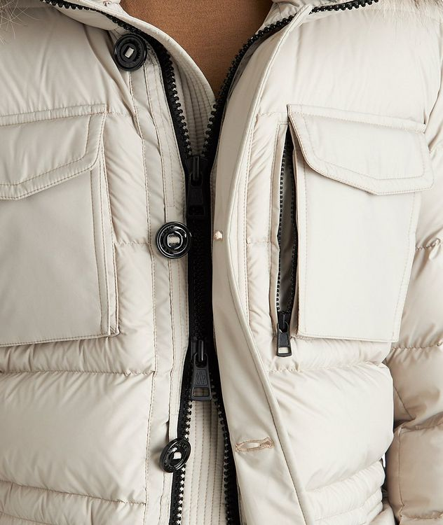 Augert Down-Filled Jacket  picture 3