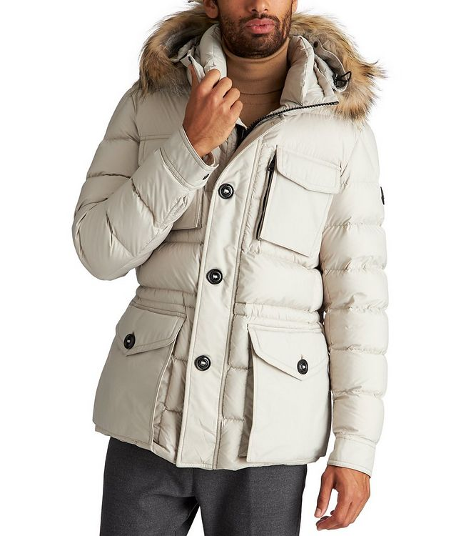 Augert Down-Filled Jacket  picture 1