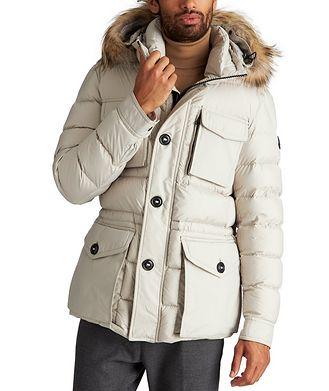 Moncler Manteau de duvet Augert