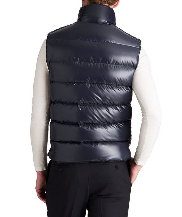 Tib Quilted Down Vest picture 2