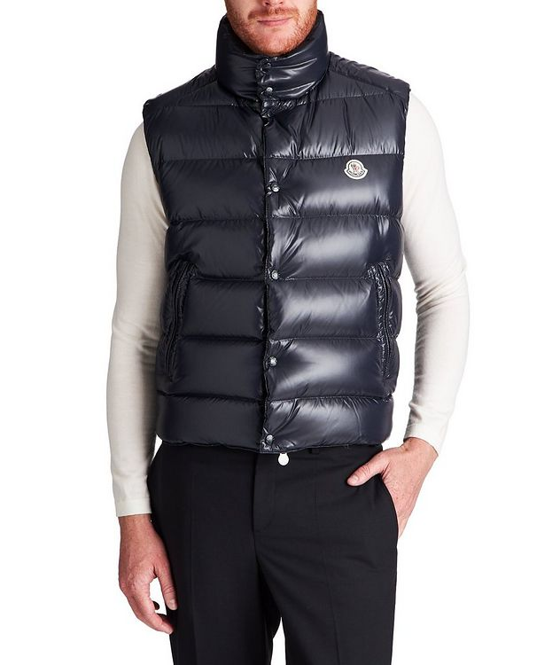 Tib Quilted Down Vest picture 1