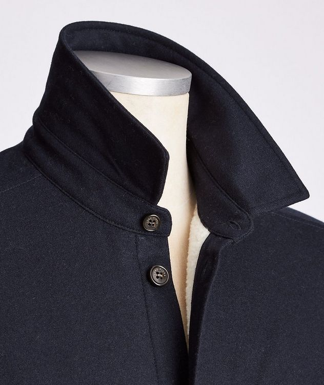 Cashmere Overshirt picture 2
