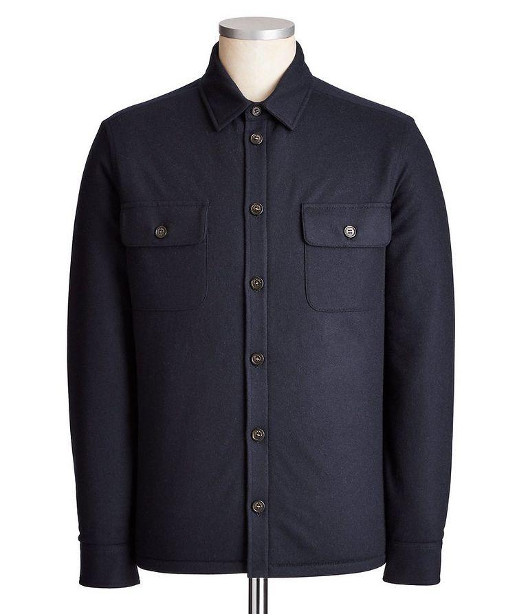 Cashmere Overshirt image 0