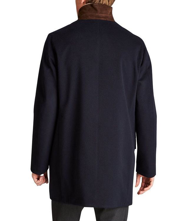 Green Storm System® Cashmere Coat picture 2