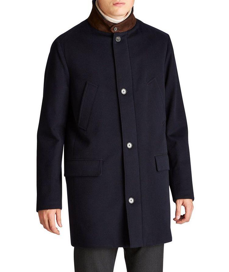 Green Storm System® Cashmere Coat image 0