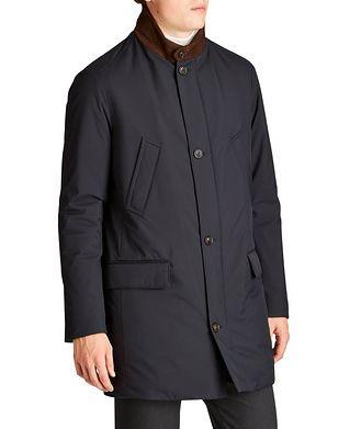Loro Piana Wind Stretch Green Storm System® Jacket