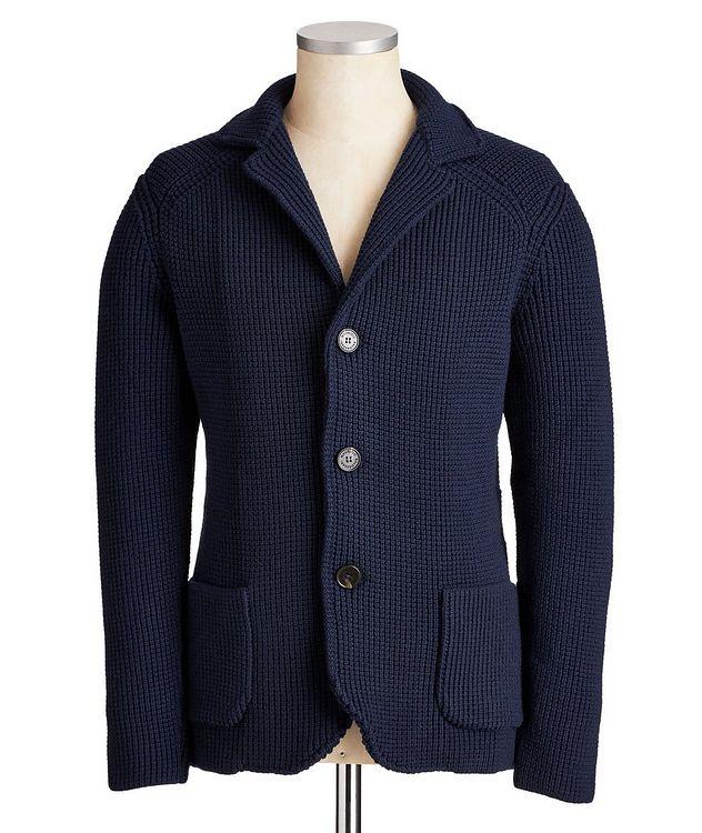 Cardigan en laine picture 1