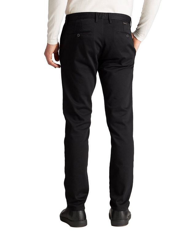 Rob Slim Fit Stretch Cotton Chinos picture 2