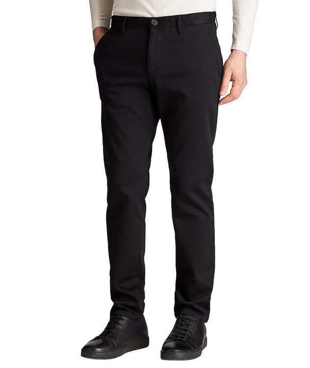 Rob Slim Fit Stretch Cotton Chinos picture 1