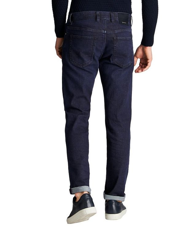 Pipe Slim Fit Premium Business Jeans picture 2
