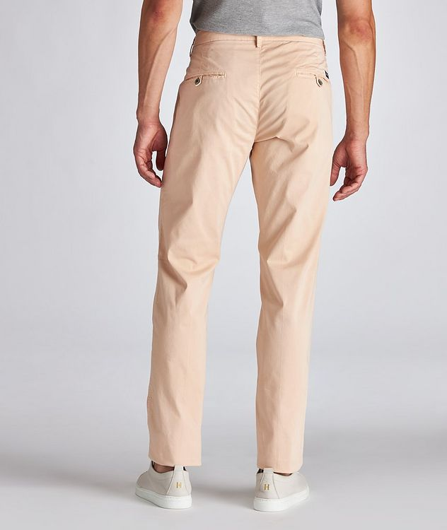 Slim Fit Stretch-Cotton Chinos picture 3