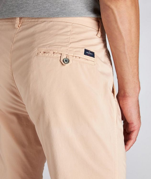 Slim Fit Stretch-Cotton Chinos picture 4