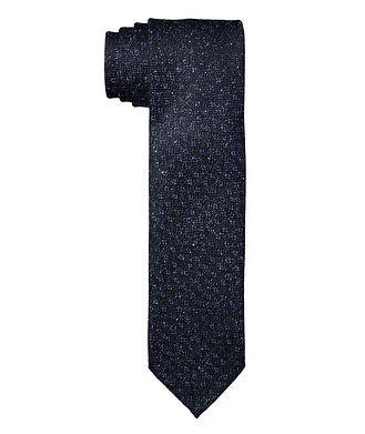 Eton Wool-Silk Tie