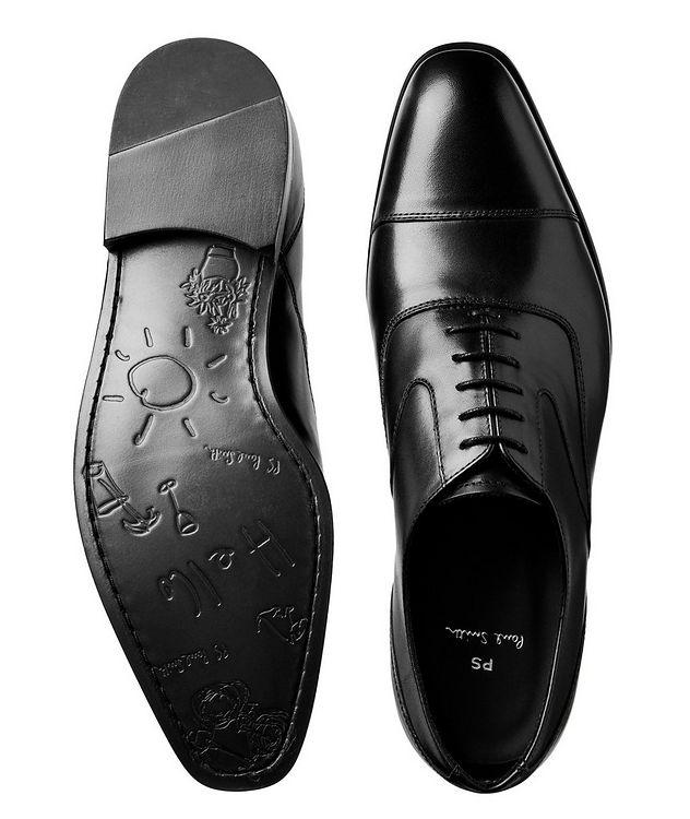 Chaussure Tompkins en cuir à bout rapporté picture 3