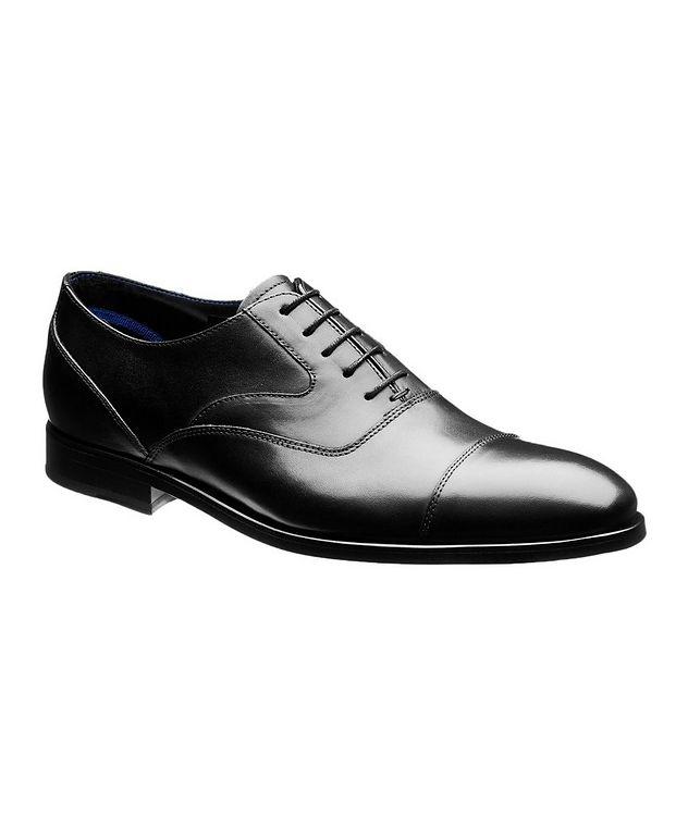 Chaussure Tompkins en cuir à bout rapporté picture 1