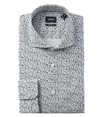 Joop! Slim Fit Botanical-Printed Dress Shirt