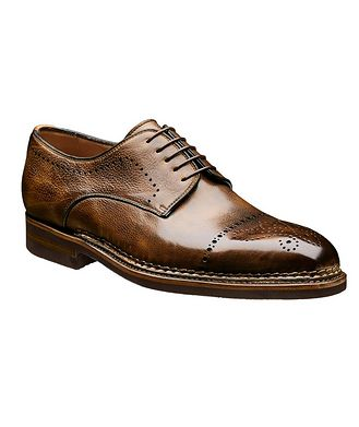 Bontoni Soft Calf Cap-Toe Derbies
