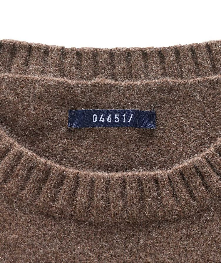 Striped Wool Sweater image 1