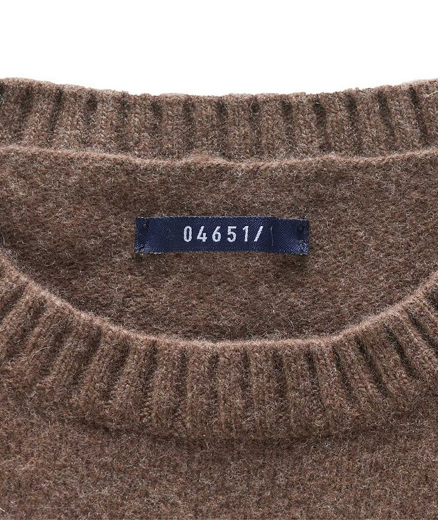 Striped Wool Sweater picture 2