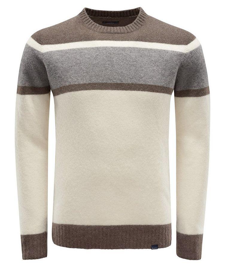 Striped Wool Sweater image 0