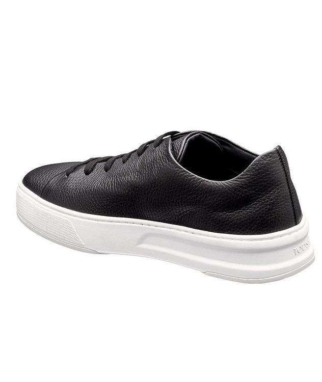 Elk Leather Sneakers picture 2