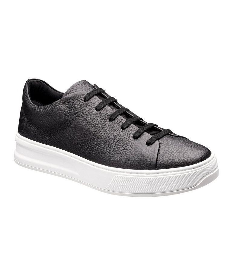 Elk Leather Sneakers image 0