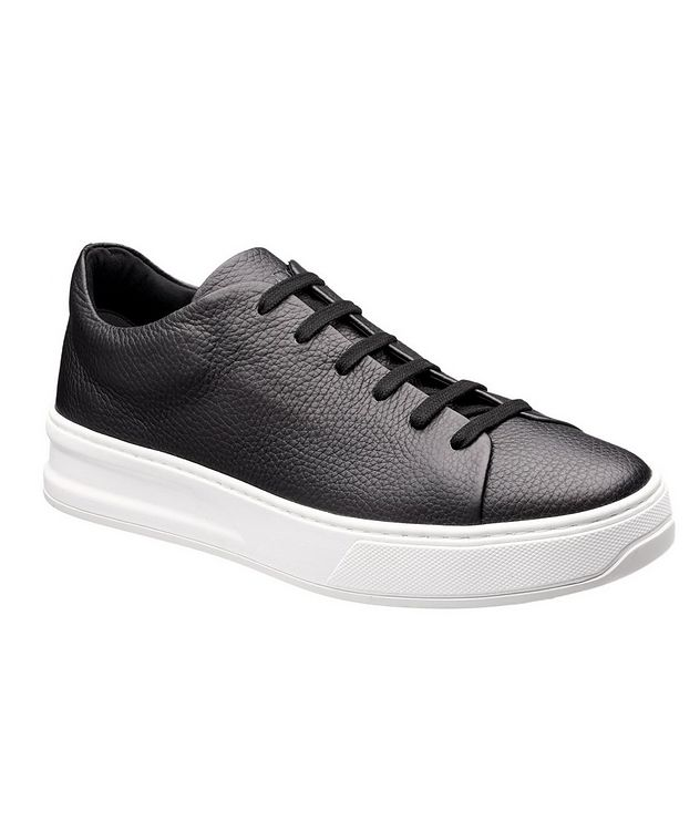 Elk Leather Sneakers picture 1
