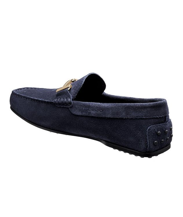 Gommino Suede Driving Shoes picture 2