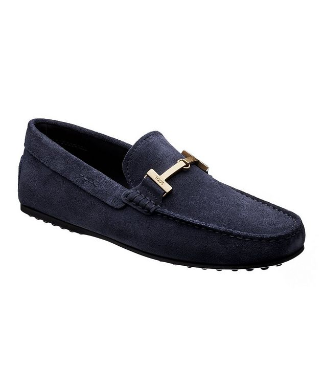 Gommino Suede Driving Shoes picture 1