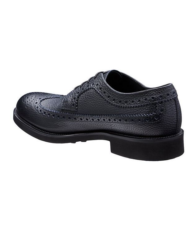 Leather Wingtip Brogues picture 2