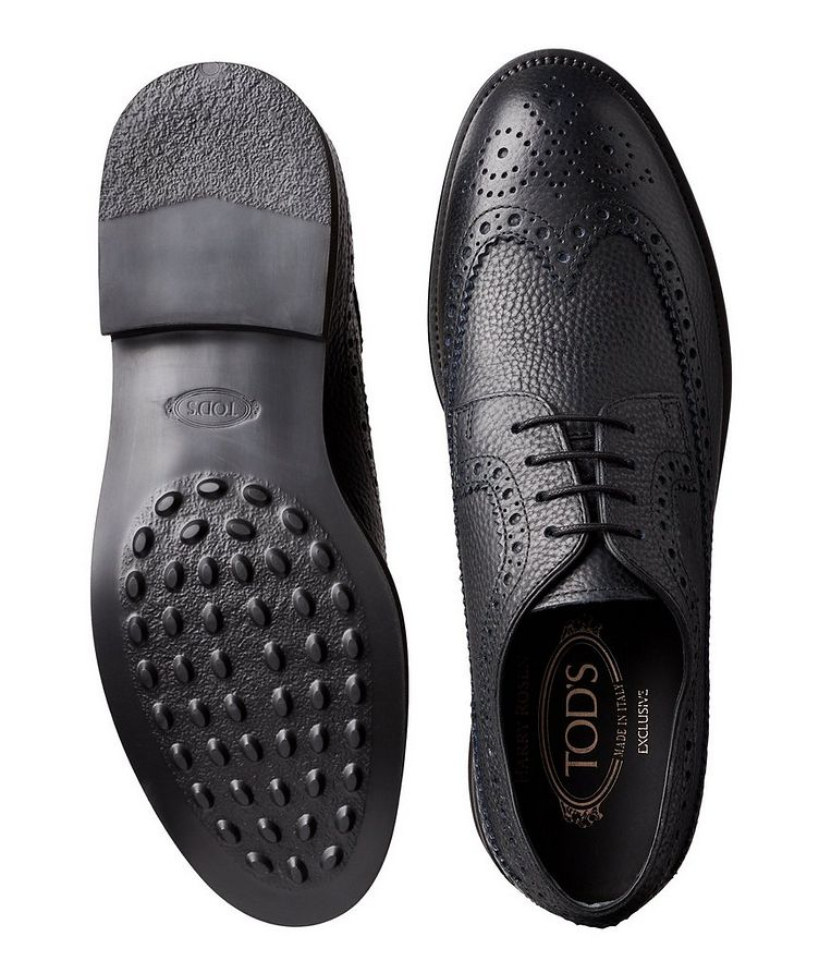 Leather Wingtip Brogues image 2