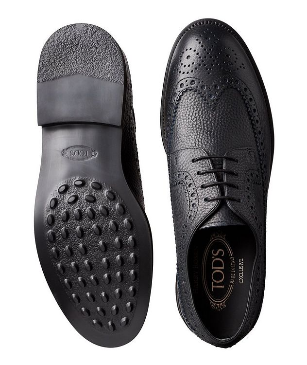 Leather Wingtip Brogues picture 3
