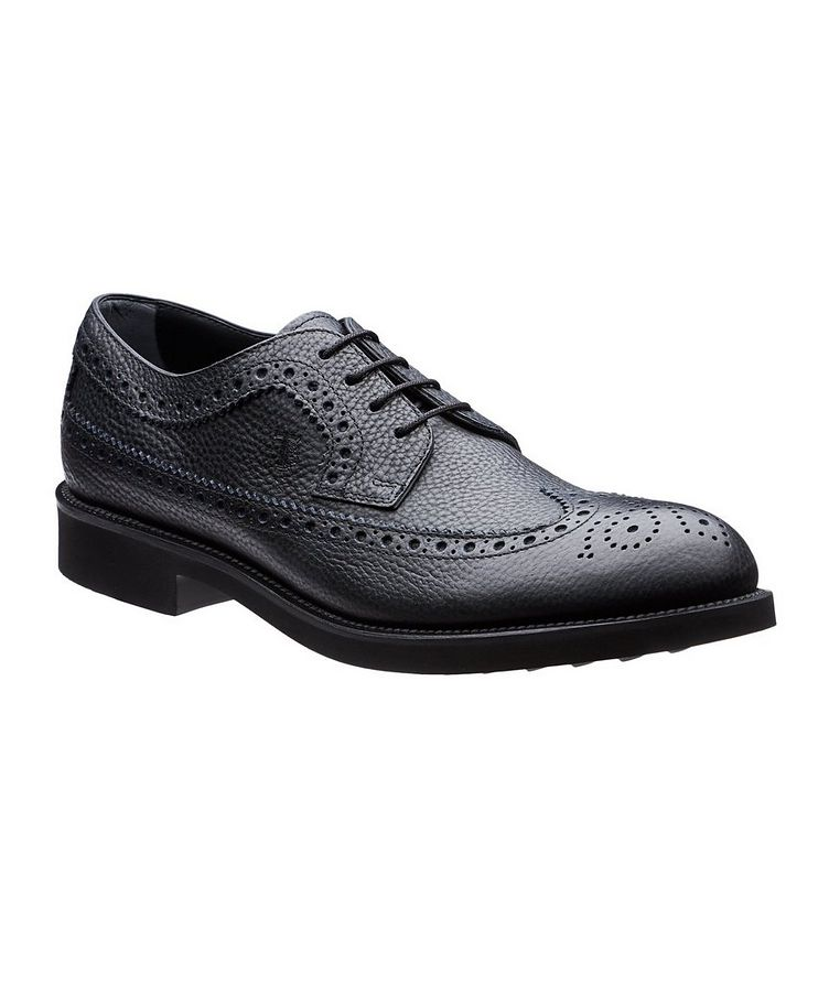 Leather Wingtip Brogues image 0