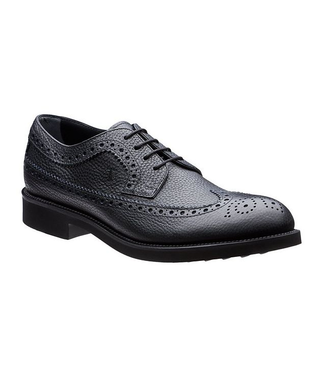 Leather Wingtip Brogues picture 1