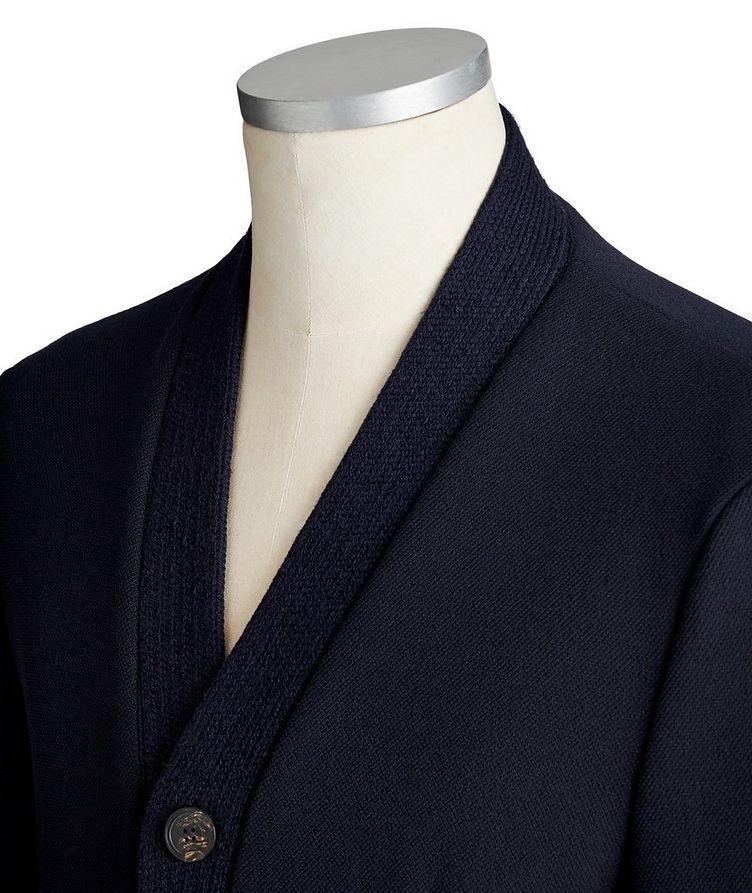 Stretch-Blend Cardigan Sports Jacket image 1