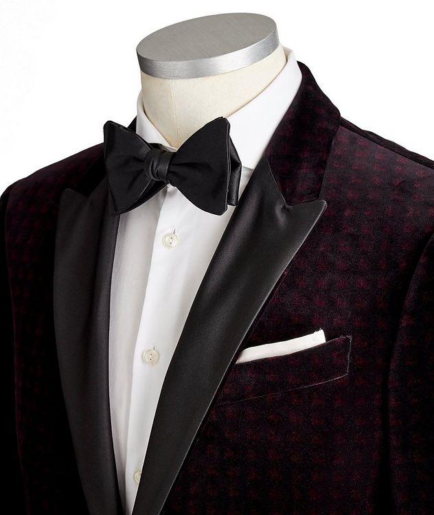 M-Line Velvet Tuxedo Jacket picture 2
