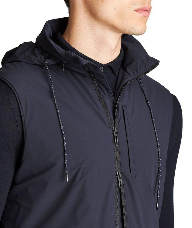Travel Essentials Packable Water-Repellent Vest picture 3