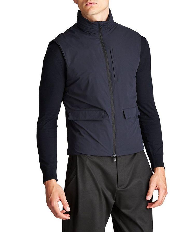 Travel Essentials Packable Water-Repellent Vest image 0