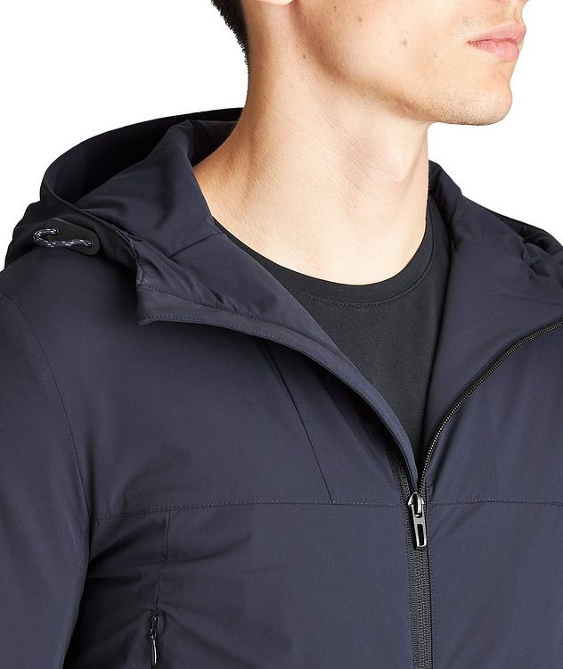 Travel Essential Packable Water-Repellent Jacket picture 5