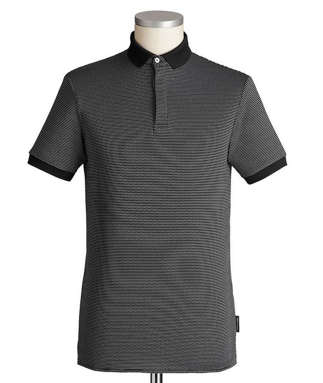 Stretch Jersey Polo picture 1