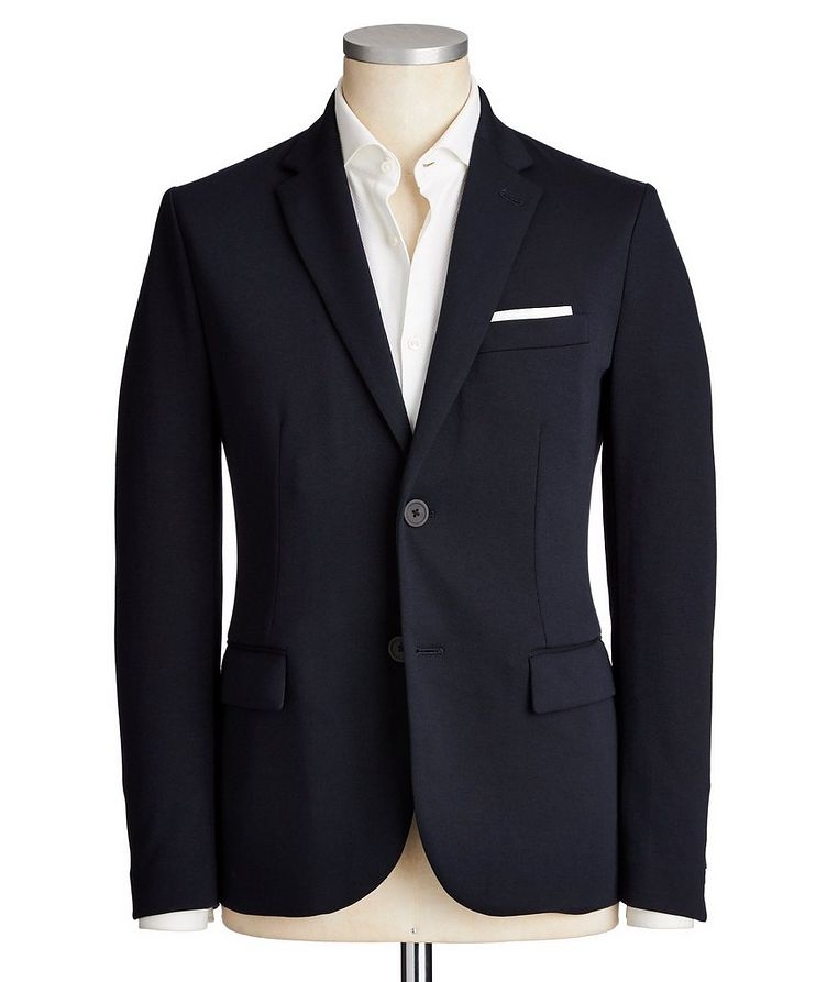 Travel Essential Stretch-Blend Sports Jacket image 0