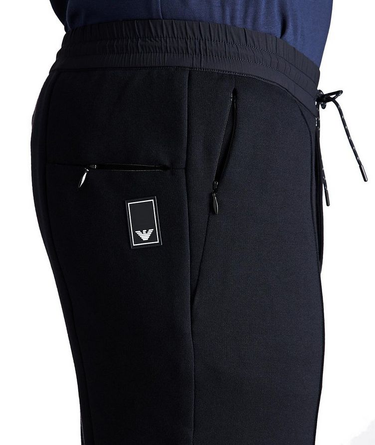 Drawstring Stretch Trousers image 2
