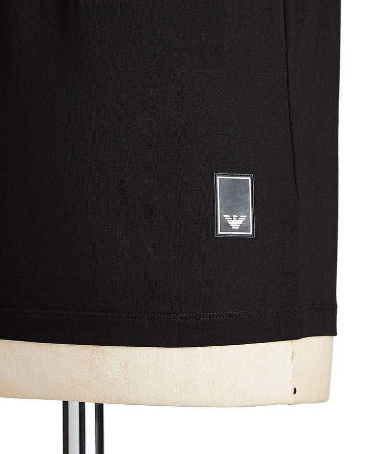 Travel Essentials Packable Stretch-Blend V-Neck T-Shirt image 1