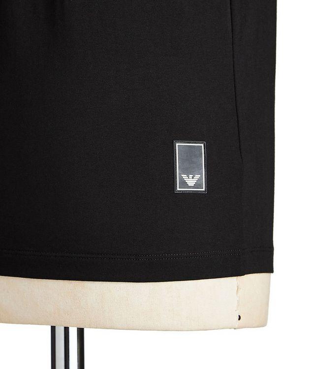 Travel Essentials Packable Stretch-Blend V-Neck T-Shirt picture 2