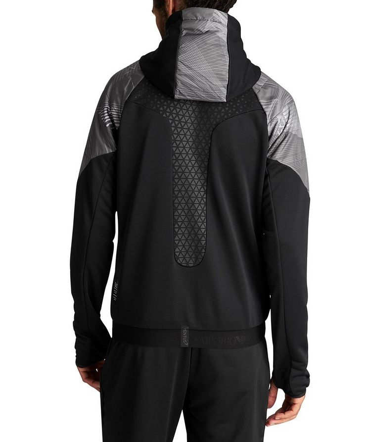Zip-Up Performance Hoodie image 1
