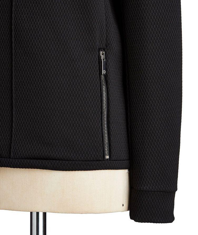 Zip-Up Sweater image 2