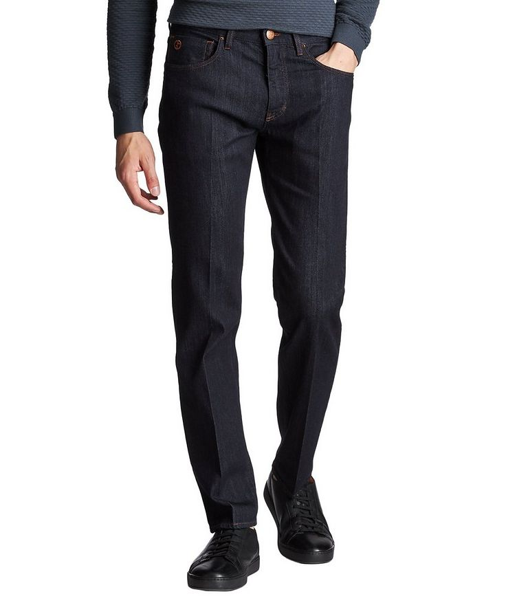 Straight Fit Jeans image 0