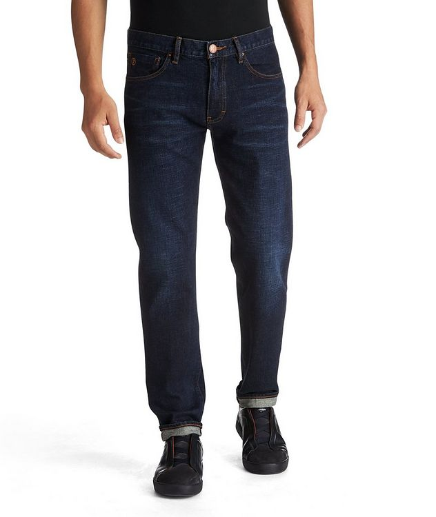 Straight Fit Jeans picture 1